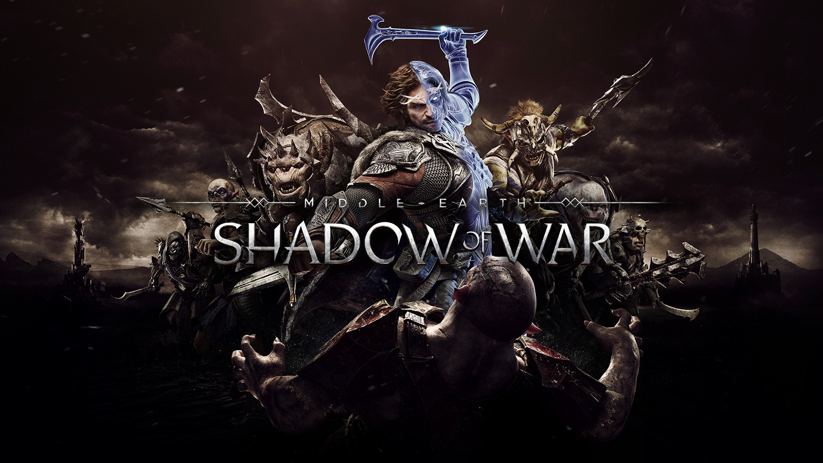 Best Games Like Skyrim - Middle Earth: Shadow of Earth