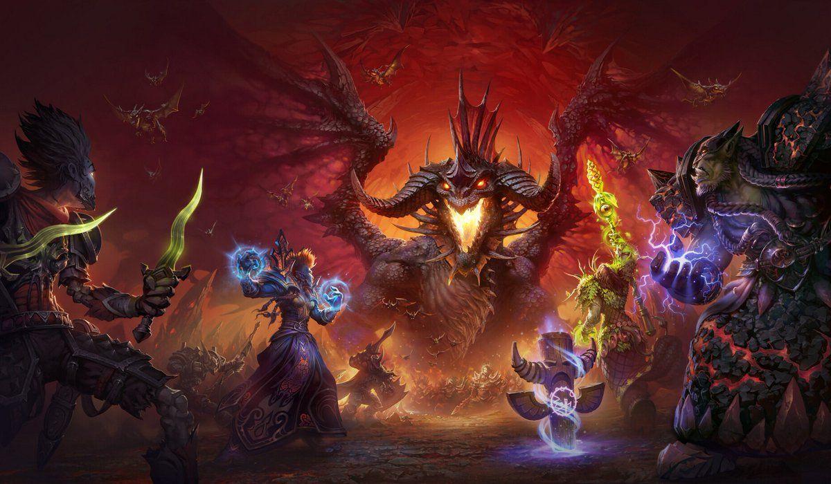 Best Games Like Skyrim - World of Warcraft