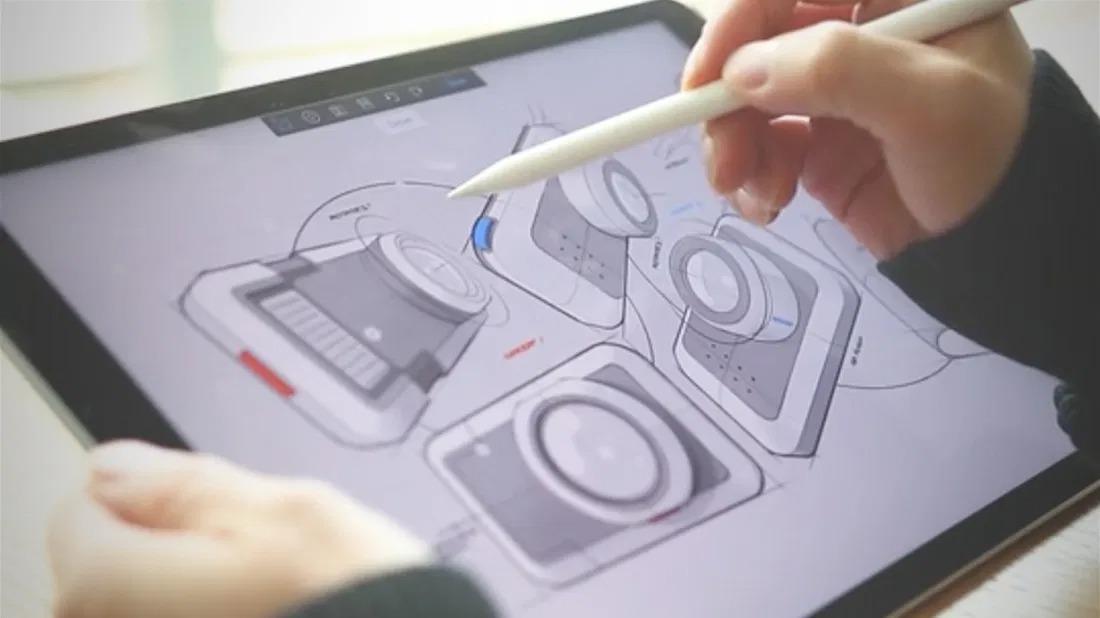 Best Procreate Alternative for Android: Autodesk Sketchbook