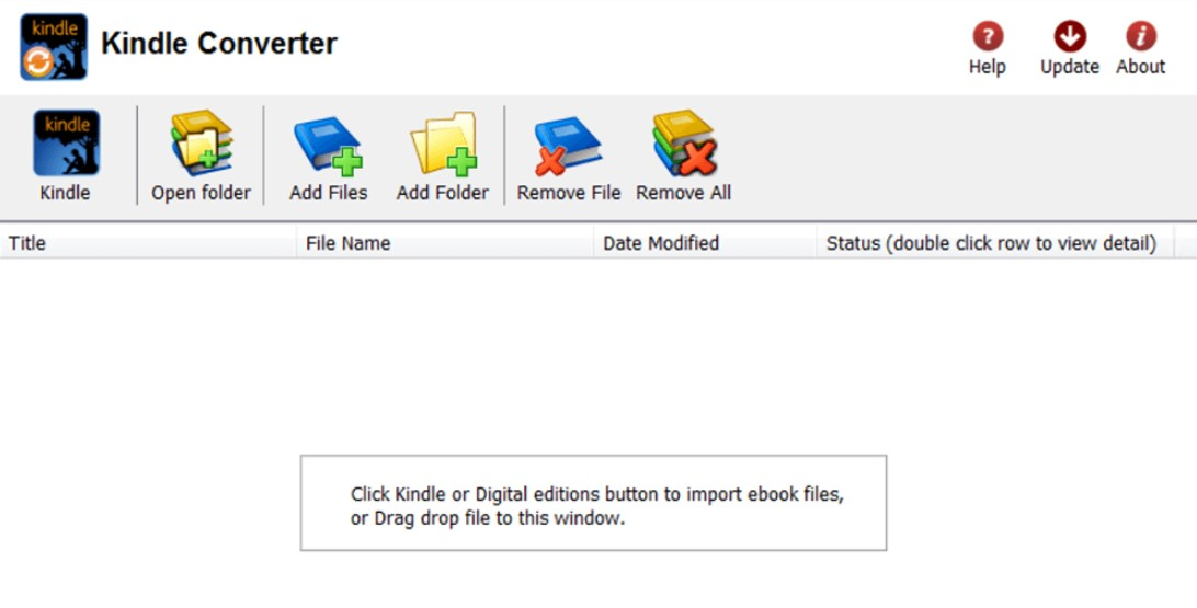 Kindle to PDF: Kindle converter tool