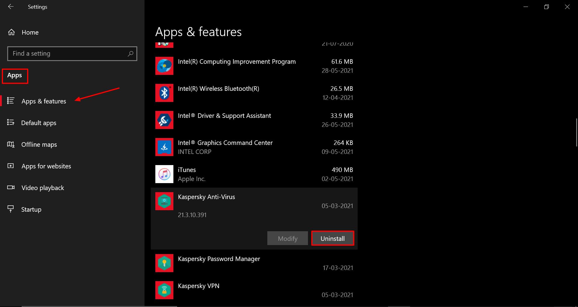 Best ways to Fix System Service Exception error in Windows 10