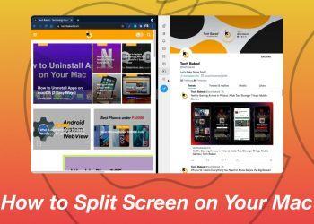 How to Split Screen on macOS