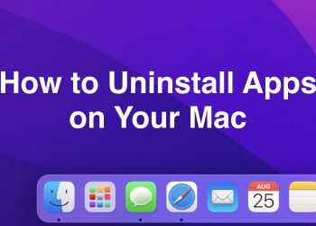How to Uninstall Apps on macOS